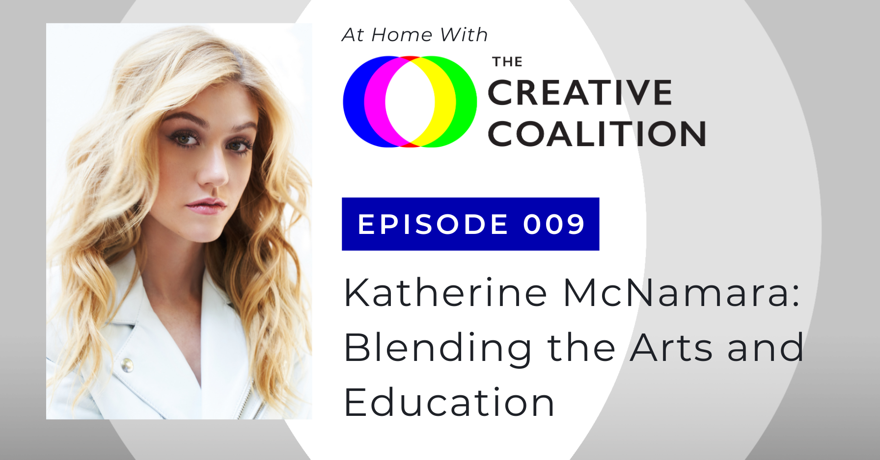Katherine Mcnamara The Creative Coalition